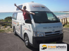 Campervan Relocation deal from Adelaide to Sydney