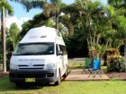 Picture of a 3 Person Campervan from Travelwheels