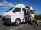 Campervan Relocation from Sydney to Melbourne